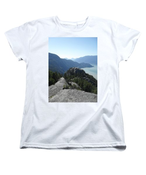 The Chief Women's T-Shirt (Standard Cut) by Michael Standen Smith