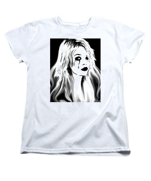 Broken Promises Women's T-Shirt (Standard Cut) by Tbone Oliver