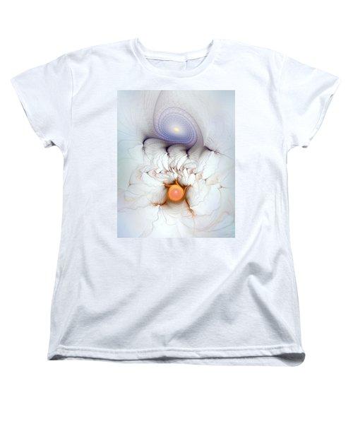 Coexistence Women's T-Shirt (Standard Cut) by Casey Kotas