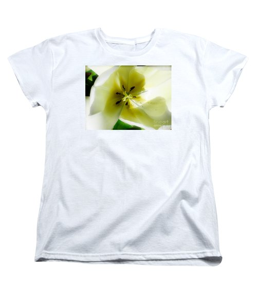 Women's T-Shirt (Standard Cut) featuring the photograph Ethereal by Rory Sagner