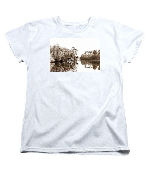 Women's T-Shirt (Standard Cut) featuring the photograph Florida by Shannon Harrington