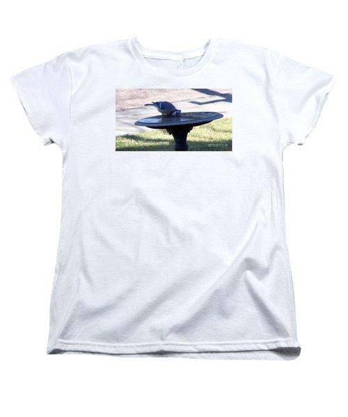Frustration Women's T-Shirt (Standard Cut) by Dorrene BrownButterfield