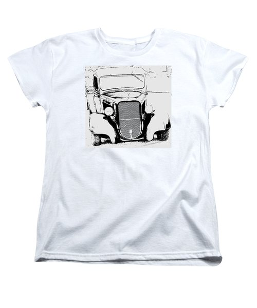 Women's T-Shirt (Standard Cut) featuring the photograph Good Ole Days by Greg Moores