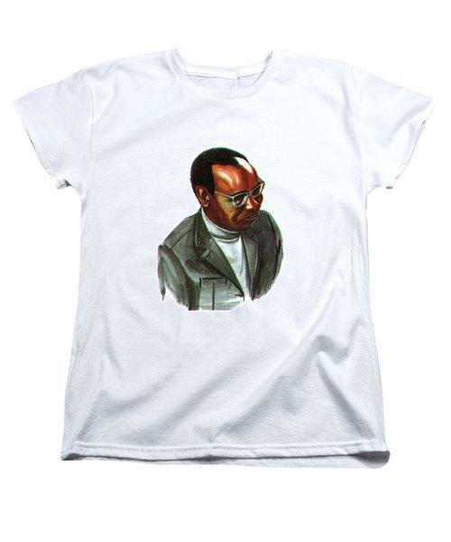 John Mbiti Women's T-Shirt (Standard Cut)