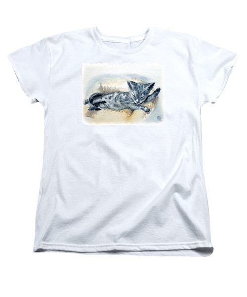 Kitten Women's T-Shirt (Standard Fit)
