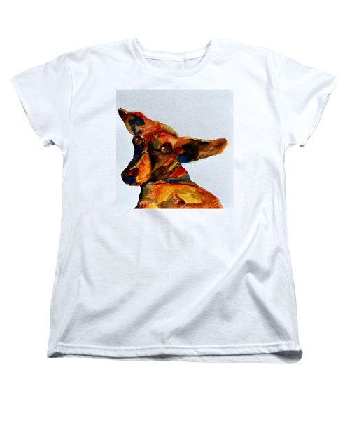 Macey Women's T-Shirt (Standard Cut) by Beverley Harper Tinsley