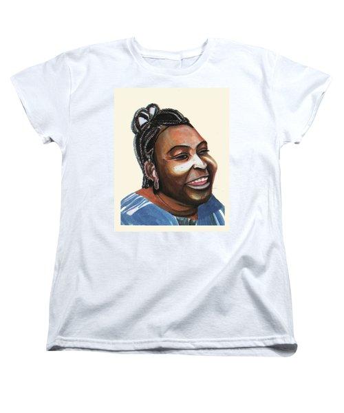 Mariama Ba Women's T-Shirt (Standard Cut)