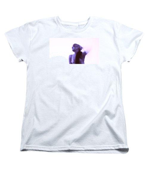 Women's T-Shirt (Standard Cut) featuring the photograph Movement by Blair Stuart