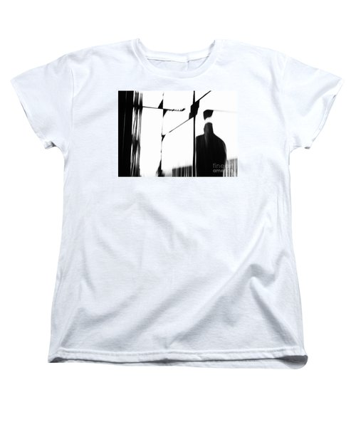 Revolving Doors Women's T-Shirt (Standard Cut) by Andy Prendy