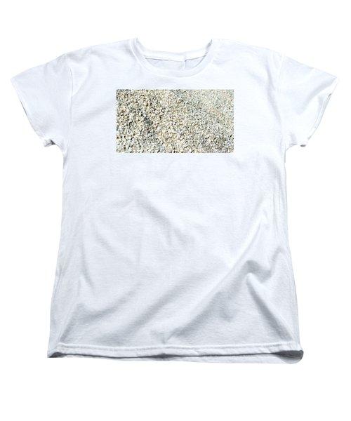 Women's T-Shirt (Standard Cut) featuring the photograph Sea Shells by Yew Kwang