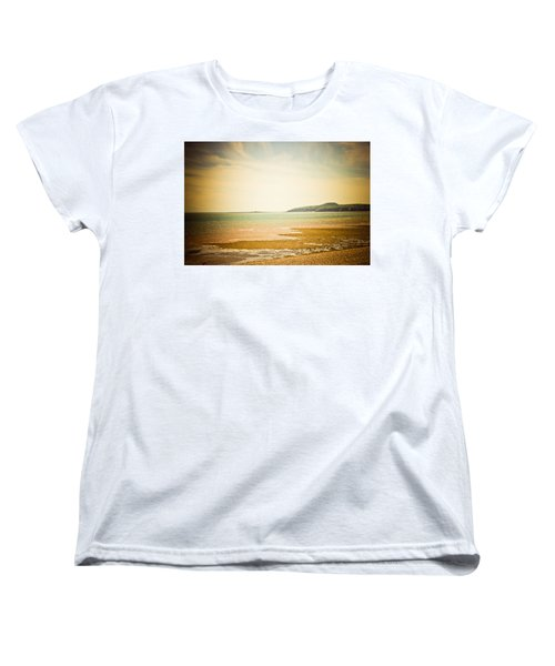 Women's T-Shirt (Standard Cut) featuring the photograph Serenity by Sara Frank