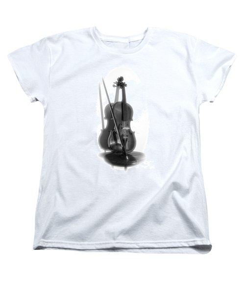 Solo Performance Women's T-Shirt (Standard Cut) by Sue Stefanowicz