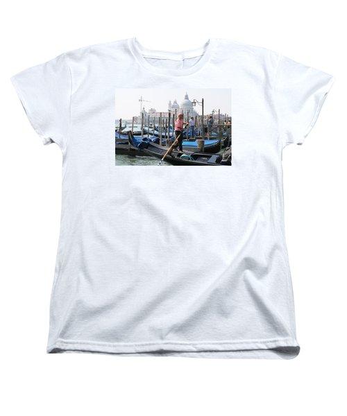 Venice Women's T-Shirt (Standard Cut) by Mary-Lee Sanders