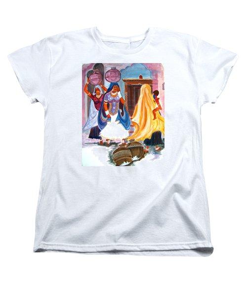 Water Belles Women's T-Shirt (Standard Cut)