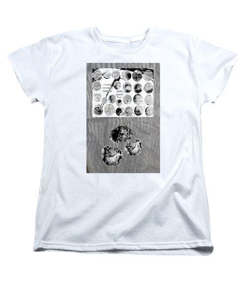 Women's T-Shirt (Standard Cut) featuring the photograph  Influence On The Spiritual Atmosphere. by Danica Radman
