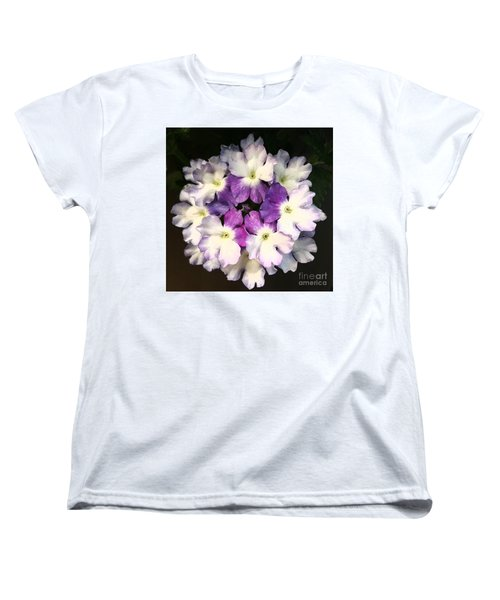Perfect Crown Of Mother Nature Women's T-Shirt (Standard Cut) by Jasna Gopic