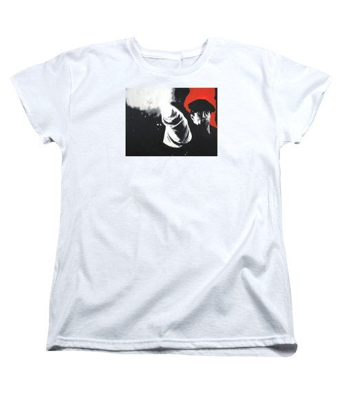 - The Godfather - Women's T-Shirt (Standard Cut) by Luis Ludzska