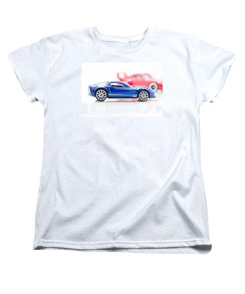 09 Zr1 Women's T-Shirt (Standard Cut) by Wade Brooks