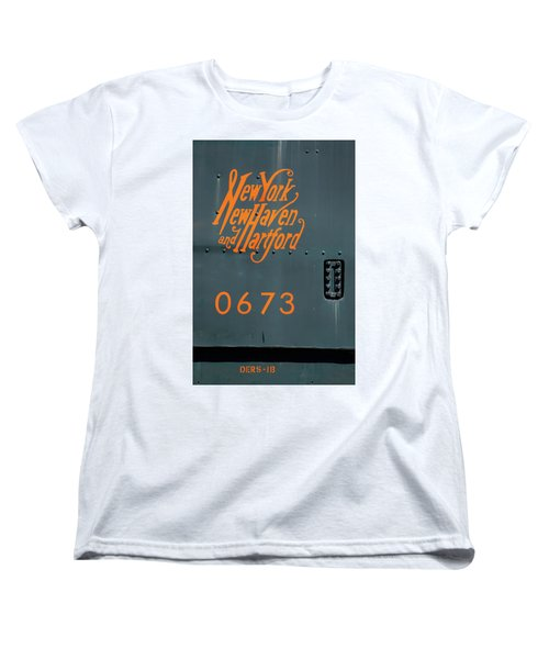 Women's T-Shirt (Standard Cut) featuring the photograph 0673 by Karol Livote
