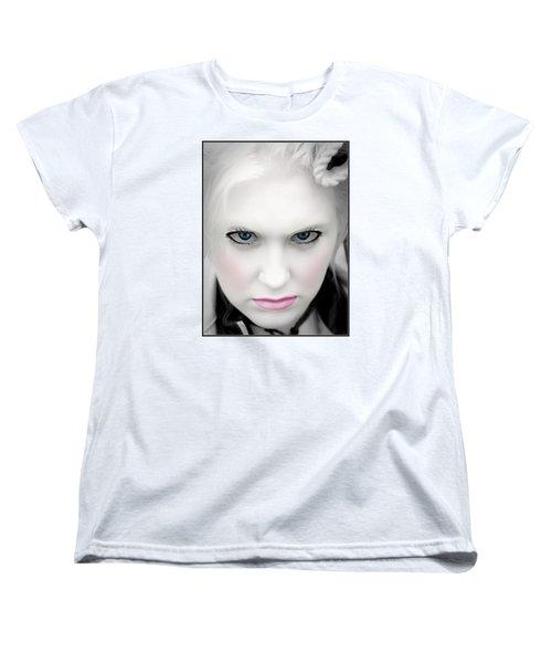 Anger Women's T-Shirt (Standard Cut)