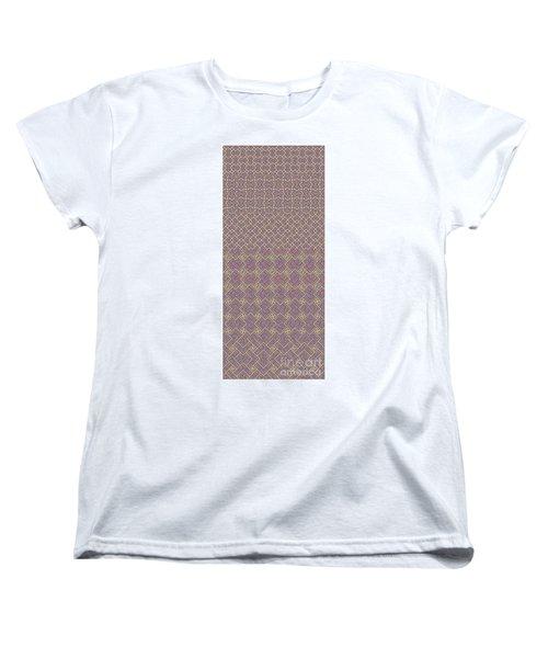 Bibi Khanum Ds Patterns No.6 Women's T-Shirt (Standard Cut)