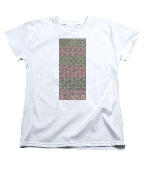 Bibi Khanum Ds Patterns No.9 Women's T-Shirt (Standard Cut)