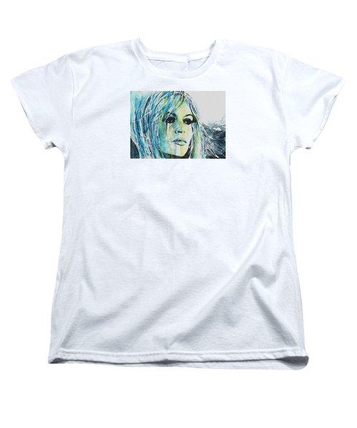Brigitte Bardot Women's T-Shirt (Standard Cut)