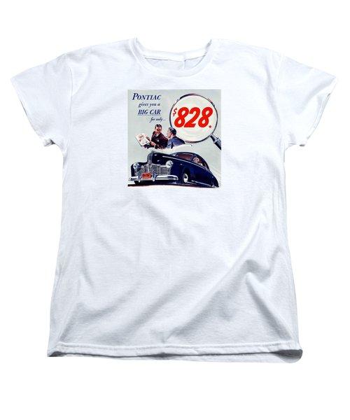 Classic Cars Women's T-Shirt (Standard Cut) by Allen Beilschmidt