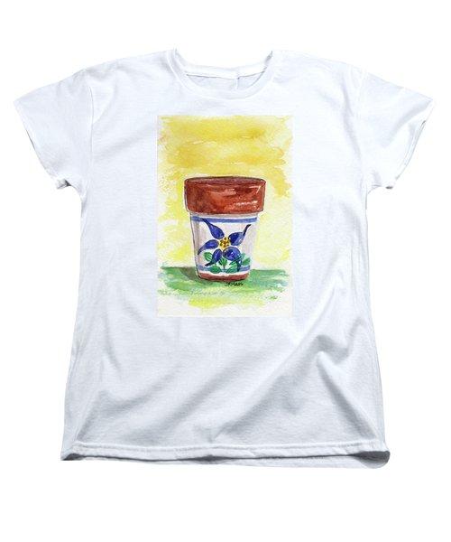 Columbine Container Women's T-Shirt (Standard Cut)