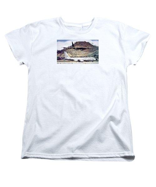 Coming Home  Women's T-Shirt (Standard Cut) by Peter Chilelli