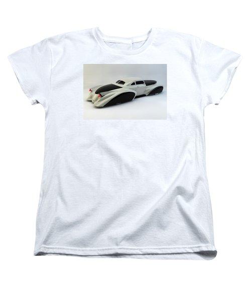 Women's T-Shirt (Standard Cut) featuring the photograph Custom  Lead Sled by Louis Ferreira