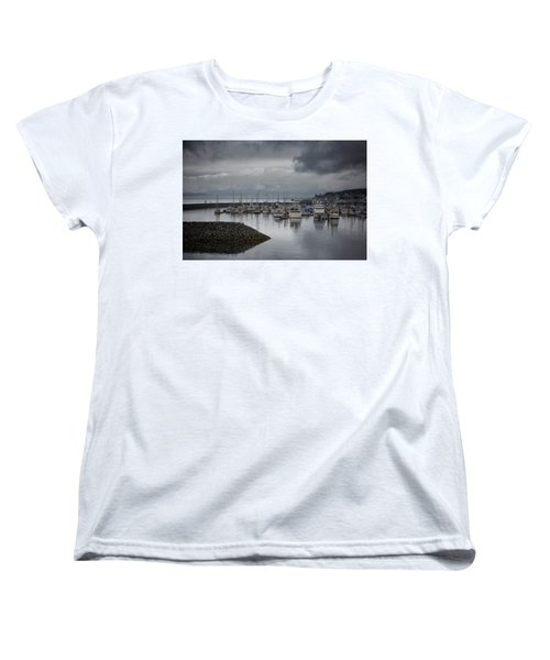 Discovery Harbour Women's T-Shirt (Standard Cut) by Randy Hall