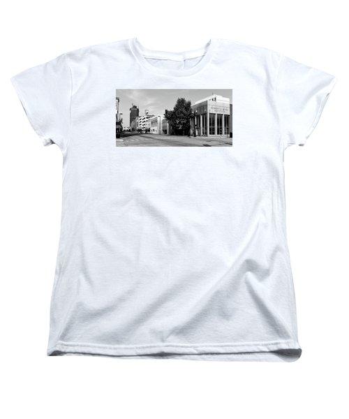 Downtown Huntington West Virginia Women's T-Shirt (Standard Cut) by L O C