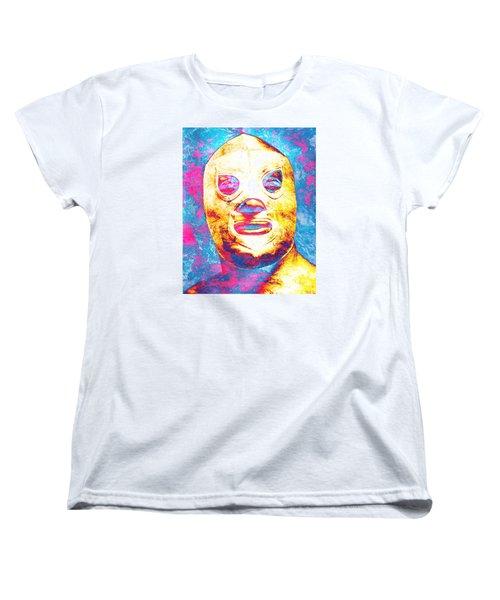 El Santo  Women's T-Shirt (Standard Cut)