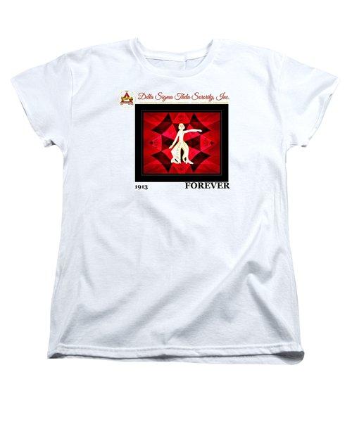 Forever Delta Women's T-Shirt (Standard Cut)