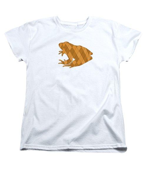 Frog Women's T-Shirt (Standard Cut) by Mordax Furittus