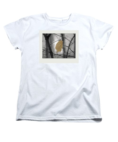 Hanging In The Balance Women's T-Shirt (Standard Cut) by Sue Stefanowicz