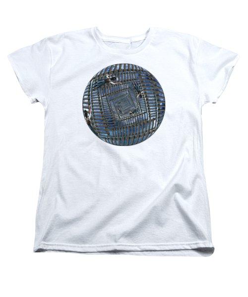 Infinity Ladders Women's T-Shirt (Standard Cut) by John Haldane