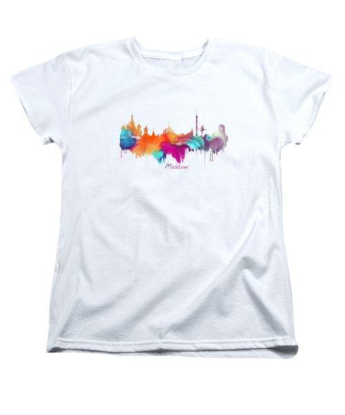 Moscow  Women's T-Shirt (Standard Cut)