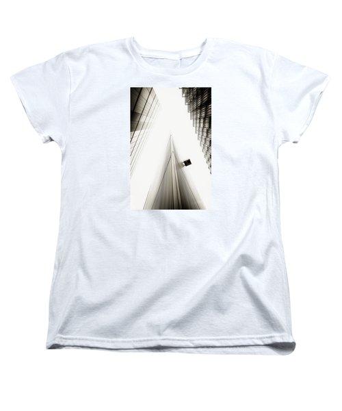 Women's T-Shirt (Standard Cut) featuring the photograph Not The Shard by Lenny Carter