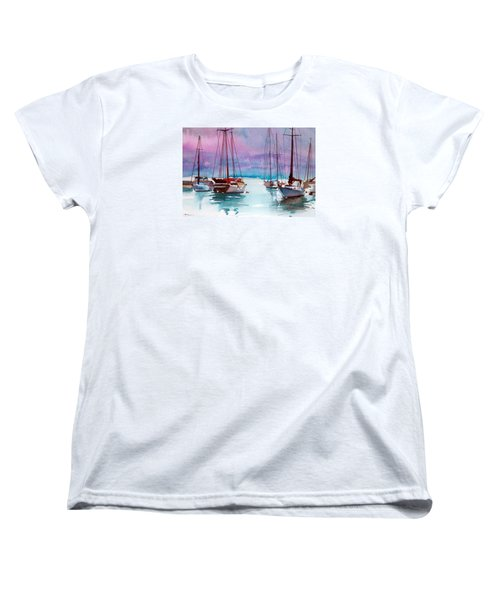 Phang-nga Bay Women's T-Shirt (Standard Cut) by Ed Heaton
