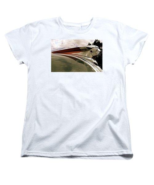 Pontiac Ornament  Women's T-Shirt (Standard Cut) by Alan Johnson