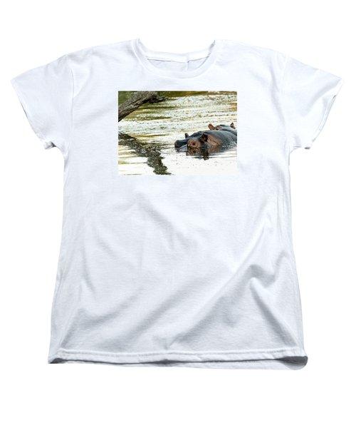 Reflections Women's T-Shirt (Standard Cut) by Patrick Kain