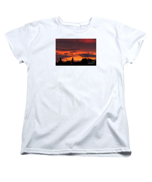 Sailors Delight Women's T-Shirt (Standard Cut) by David  Hollingworth