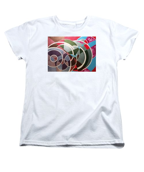 Sky Women's T-Shirt (Standard Cut) by Hang Ho