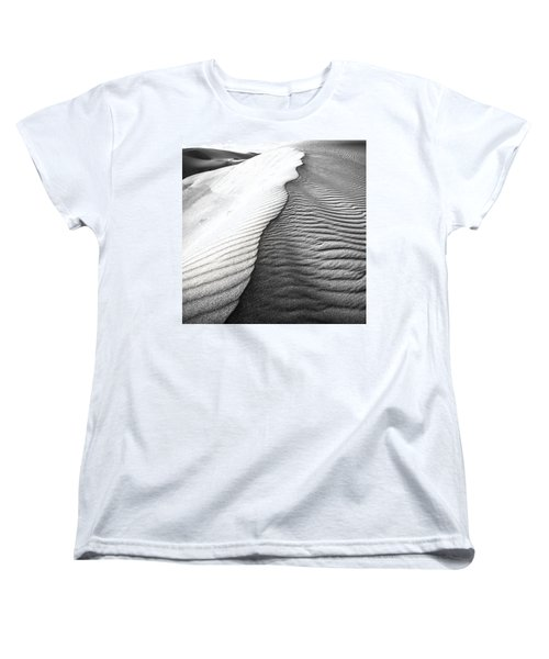 Wave Theory V Women's T-Shirt (Standard Cut) by Ryan Weddle