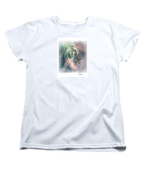Winter Women's T-Shirt (Standard Cut)