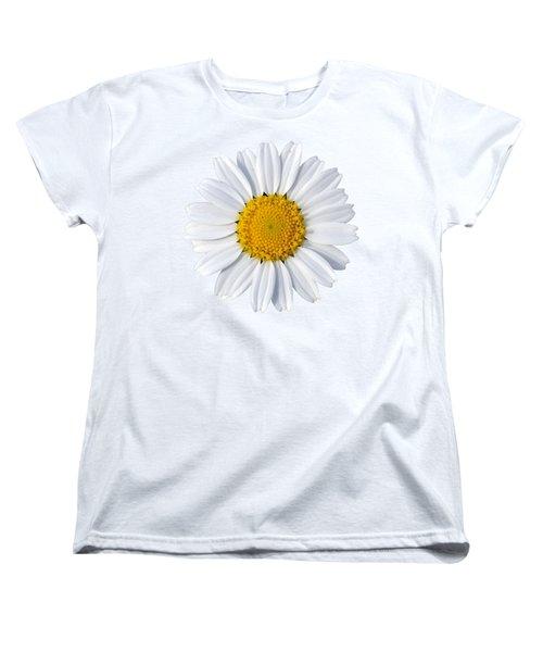 Women's T-Shirt (Standard Cut) featuring the photograph Daisy by George Atsametakis
