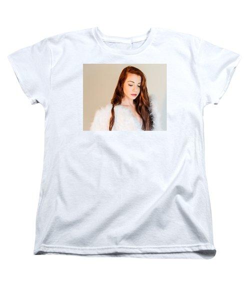 1859-4 Women's T-Shirt (Standard Cut) by Teresa Blanton