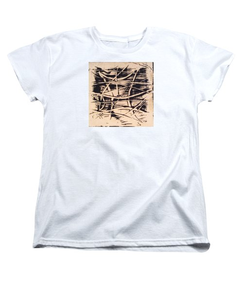 1967 Women's T-Shirt (Standard Cut) by Erika Chamberlin